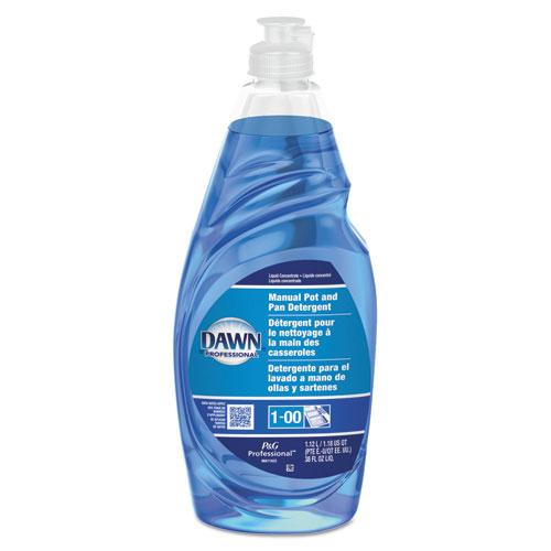 bottle of Dawn detergent