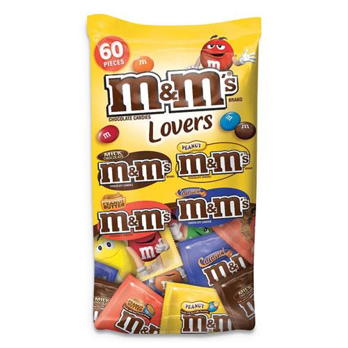 bag of M&M's