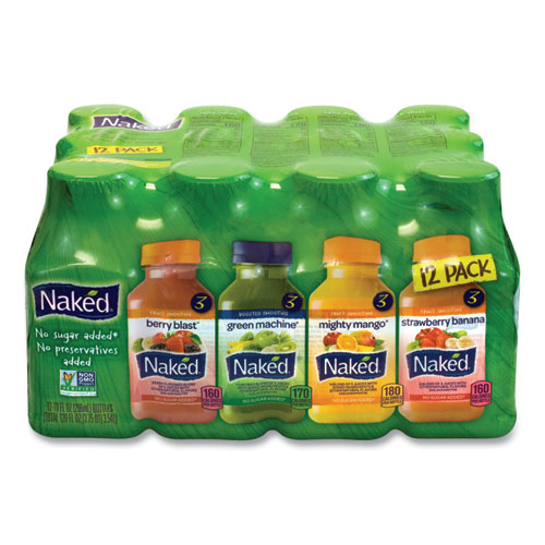 12 pack of naked juice